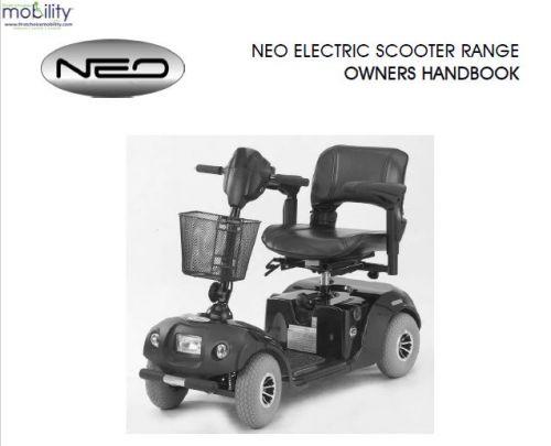 Drive Neo Manual