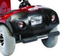Drive Neo 8 front Bumper Black