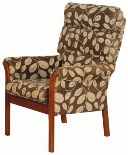 Nova High Back Chair with Lumbar Support