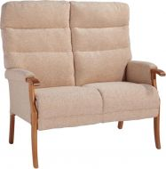 Orwell 2 Seater Fireside Sofa High Back Chair