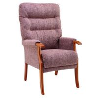 Orwell Fireside High Back Chair