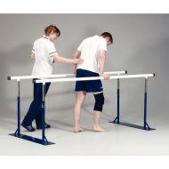 Height Adjustable Folding Parallel Bars