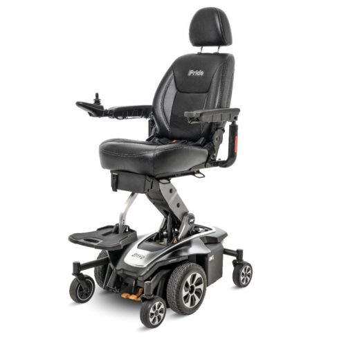 Pride Jazzy Air 2.0 Seat Lift Powerchair