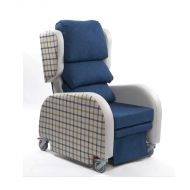 Primacare Alpha Plus Mobile Care Chair