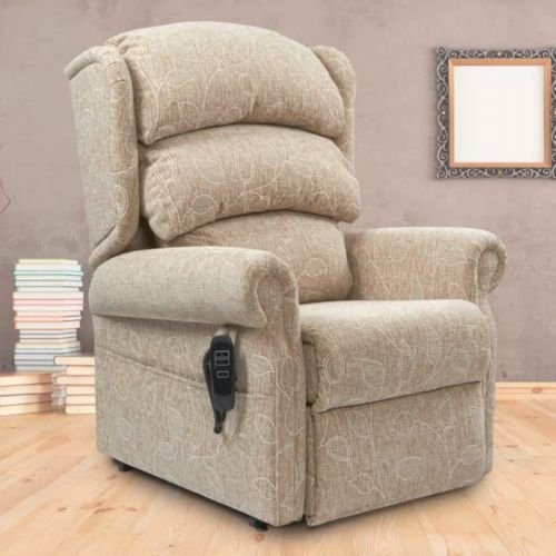 Brecon Tilt in Space Rise and Recline Armchair