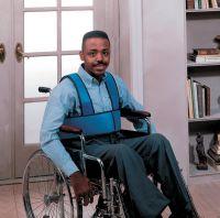 Sammons Preston Front Release Padded Wheelchair Belt Torso Support