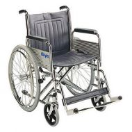 Extra Wide Heavy Duty Self Propelled Wheelchair