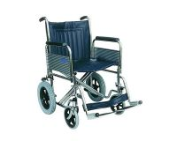 Extra Wide Heavy-Duty Attendant Wheelchair