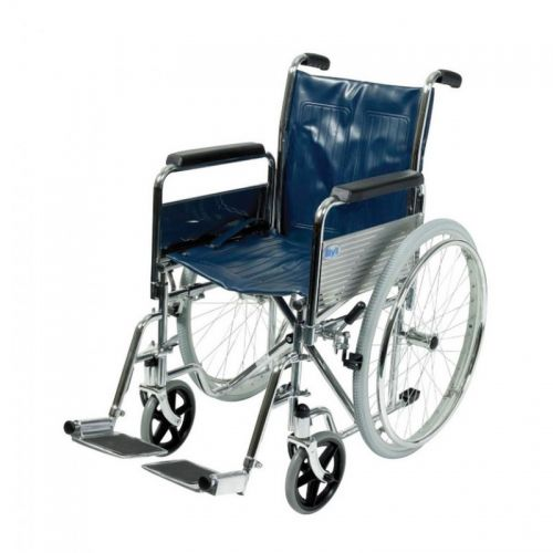 Days Self Propel Wheelchair with Folding Back