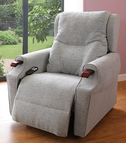 Pembroke Single and Dual Motor Rise and Recline Armchair