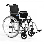 Whirl Attendant And Self Propel Wheelchair