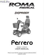 Shoprider Perrero Manual