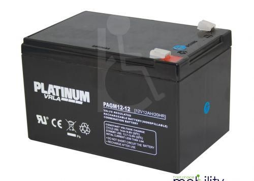 Platinum 12 Volt 12 Ah Battery