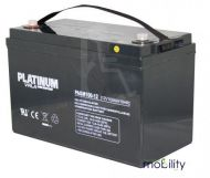 Platinum 12 Volt 97ah Battery for Mobility Products