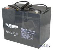 Platinum 12 Volt 75 Ah Battery
