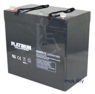 Platinum 12 Volt 55 Ah Battery