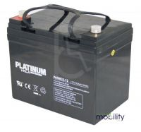 Platinum 12 Volt 33 Ah Battery