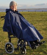 Splash Deluxe Wheelchair Lined Poncho
