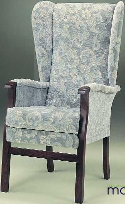 Royams Preston High Back Chair