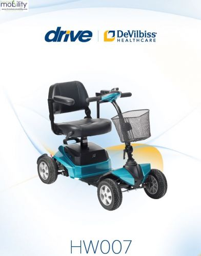 Drive Primero (HW007) Manual