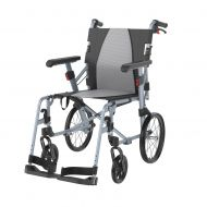 Rehasense Icon 35 BX and LX Lightweight Transit Wheelchair