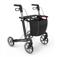 Rehasense Server CF Carbon Fiber Ultra Lightweight Rollator