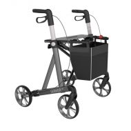 Rehasense Server HD Bariatric 4 Wheel Rollator