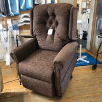 Bariatric Single Motor Tilt in Space Rise and Recline Armchair