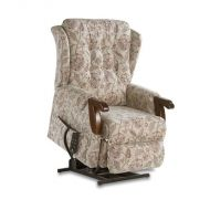 Donna Supreme Bariatric King Size Dual Motor Rise and Recline Chair
