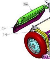 TGA Breeze S3 or S4 Rear Bumper