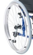Drive XS Aluminium Wheelchair Complete Wheels