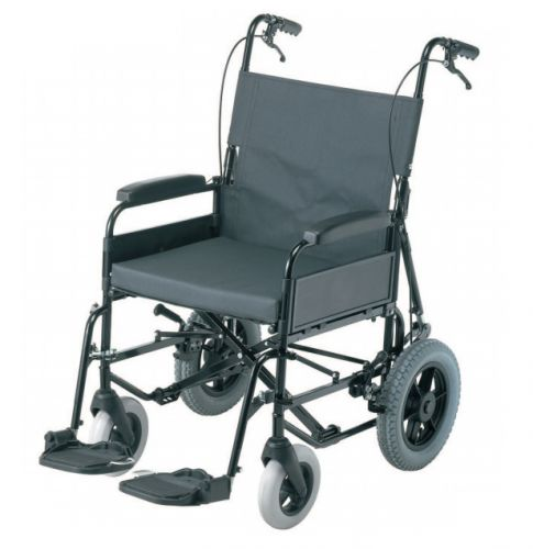 Remploy Access Bariatric Self Propel or Transit Wheelchair 18 to 24 inch Wide Seat