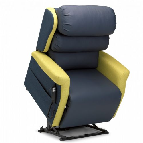 Repose Multi Bari Bariatric 40 Stone Heavy Duty Rise and Recline Armchair