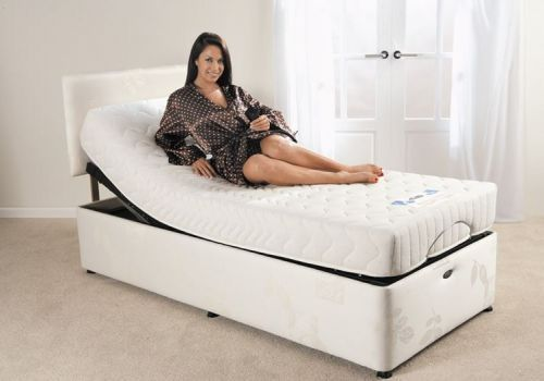 Restwell Memory Foam Mattress With Massage Option