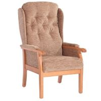 Rivington Fireside High Back Chair
