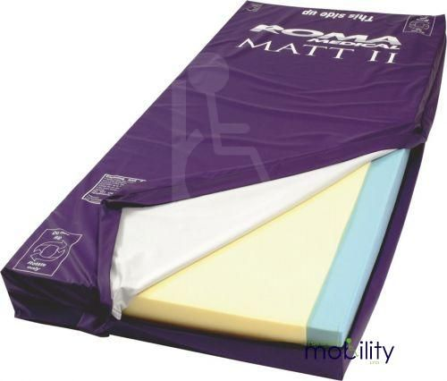 Roma Heavy Duty Medium Risk Mattress
