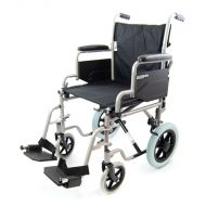 Roma 1150 Steel Transit Wheelchair