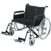 Roma 1473X Heavy Duty Self Propelled Wheelchair 26 inch Wide Seat