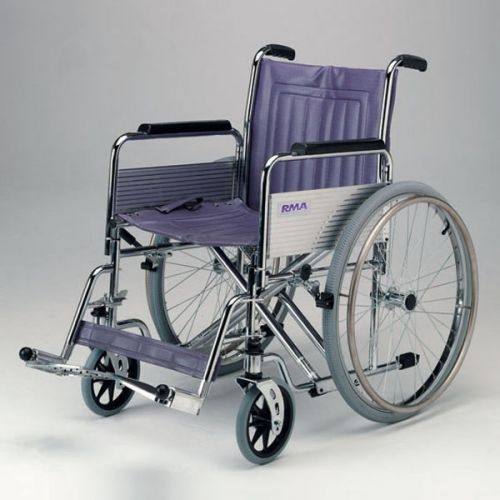 Roma Medical Standard Self Propelled Wheelchair 1210