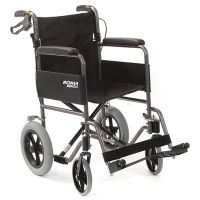 Roma Medical 1235 Attendant Wheelchair