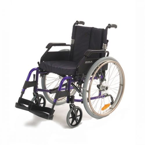 Roma 1500BL Lightweight Self Propel Wheelchair