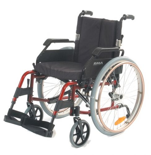 Roma 1500R Lightweight Self Propel Wheelchair