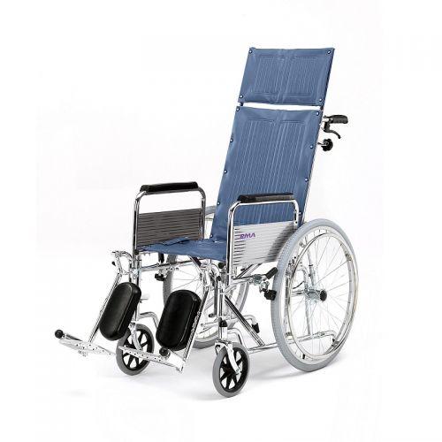 Roma Medical 1710 Fully Reclining Wheelchair
