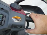 Throttle Lever for Drive Royale 4 Mobility Scooter