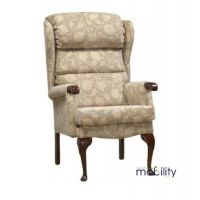 Bristol High Back Fireside Chair