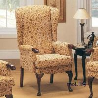 Appleby High Back Fire Side Chair