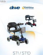 Drive ST1 Manual