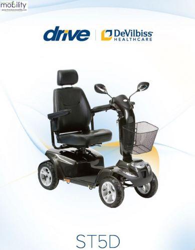 Drive ST5D Manual
