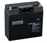 Strident 12v 22ah AGM Battery