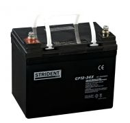 Strident 12v 34ah AGM Battery